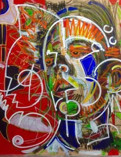 Crazy Head | 130x130