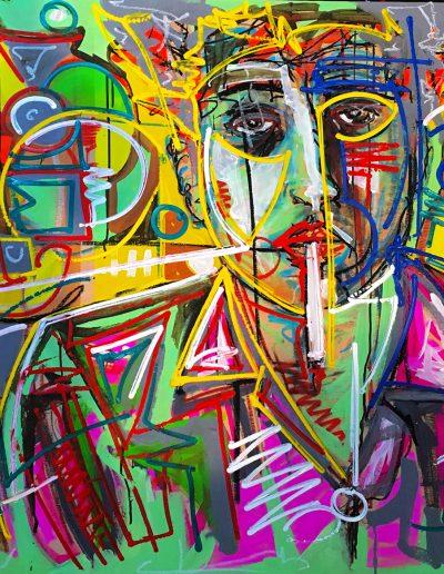 Bob Dylan | 125x160