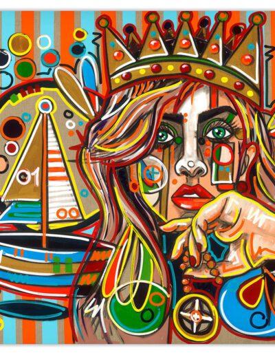 Sailors Queen (Handüberarbeitet)